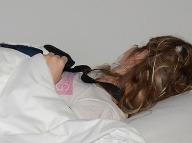 Vyšetrovanie pacientky v spánkovom