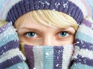 Očiam dáva zima riadne