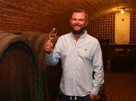 Degustátor a vinár Andrej