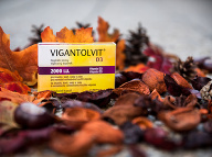 Vigantolvit obsahuje potrebnú dávku