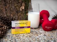 Vigantolvit zaručí dostatok vitamínu