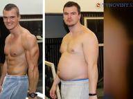 Fitness tréner Matúš. Foto: