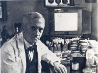 Alexander Fleming. Foto: TASR