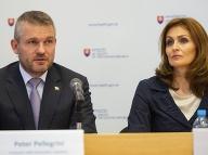 Premiér SR Peter Pellegriny