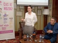Zľava: prof. MUDr. Zuzana