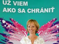 MUDr. Elena Prokopová, pediatrička,