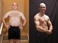 Tento muž sa po niekoľkomesačnom tréningu zmenil na nepoznanie.
