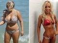 Žena kedysi holdovala nezdravému životnému štýlu. Dnes je jej životným štýlom cvičenie. (Foto: Muscleandstrength.com)