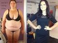 Toto dievča kedysi vážilo až 149 kíl. Dnes sa cíti úžasne, zhodila až 72 kíl. (Foto: )