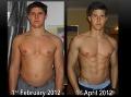 Len tri mesiace stačia k tomu, aby ste mali vyšportované telo ako tento muž. (Foto: Jcfitnessexperience.com)