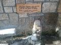 Teplota minerálneho prameňa teplica je 20 stupňov Celzia a voda obsahuje sírany, horčík a železo.