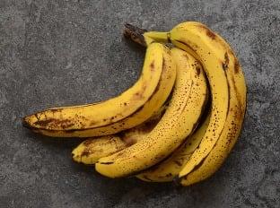 Nebojte sa zrelých banánov