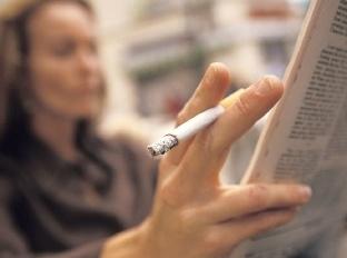 manželky dávať manželia fajčenie