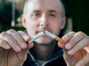 Verejné fajčenie príbehy