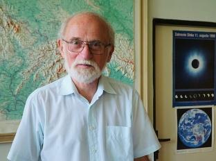 Známy klimatológ Milan Lapin: