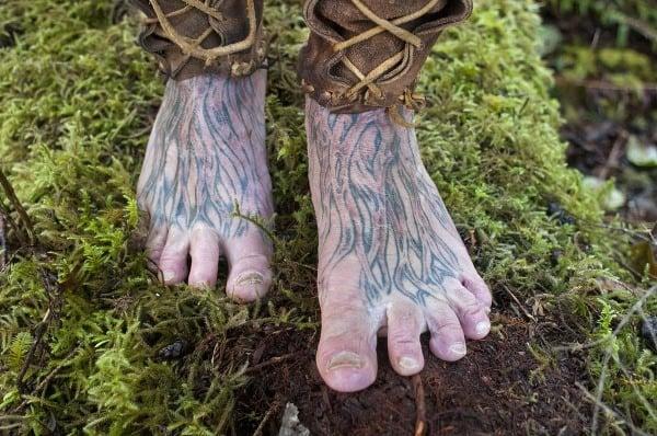 Mick sa vzdal topánok