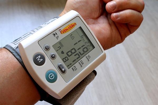 Pravidelné meranie krvného tlaku
