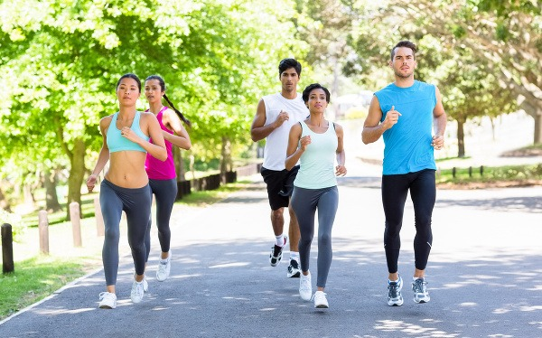 Pohyb je zdraviu prospešný