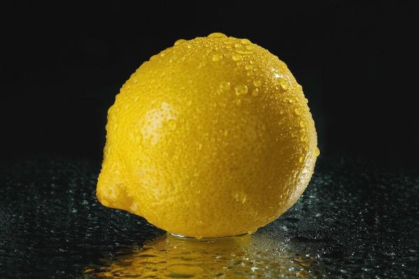 Má citrón v kombinácii