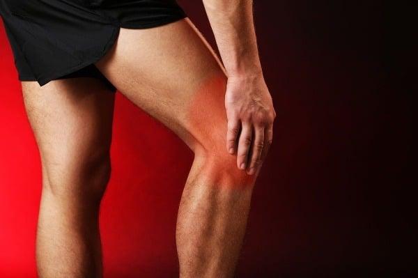 Bolesť kolena vie človeka