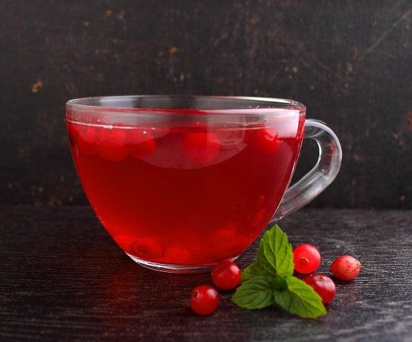 Teplý čaj počas mrazov