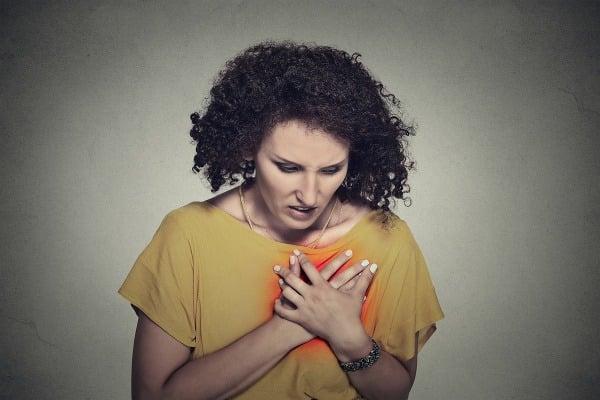 Srdcový infarkt je nepríjemná