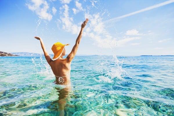 Morská voda má zázračné