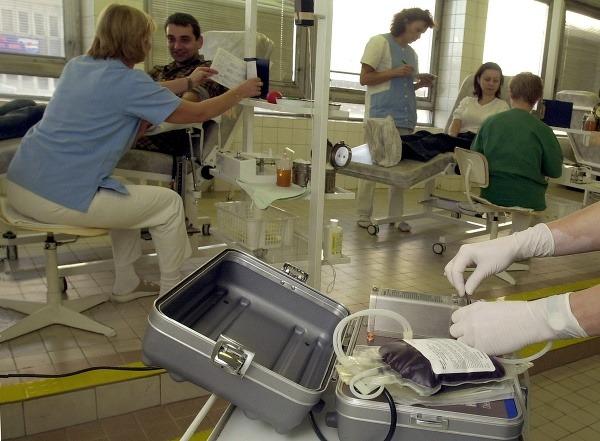 Záhadný paradox darovania krvi: