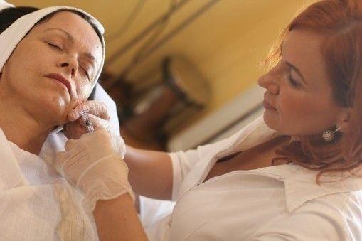 Mezoterapia a chemický peeling