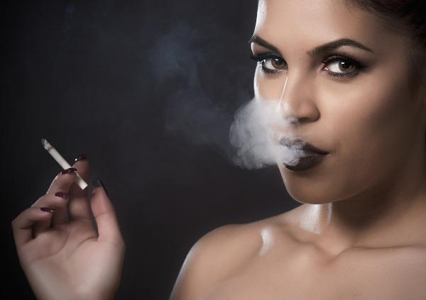 Fajčenie dokáže zmeniť vzhľad.
