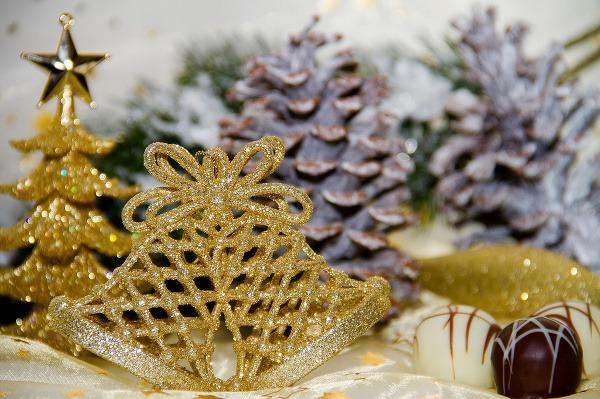 Vianočné ozdoby v novembri?