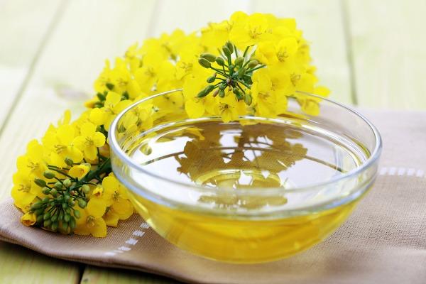 Repkový olej spôsobuje zmeny
