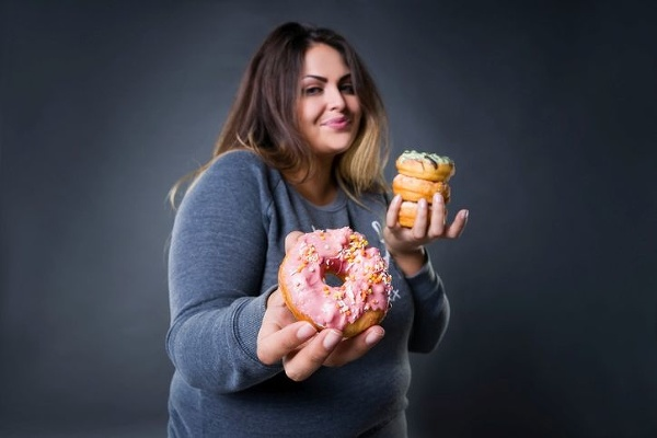 Obezita ako dôsledok nezdravého