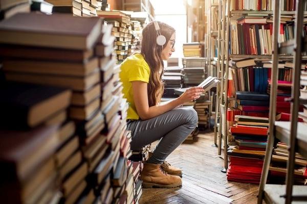 Čítate knihy? Toto je