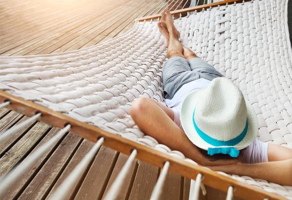 Poobedným odpočinkom proti vysokému