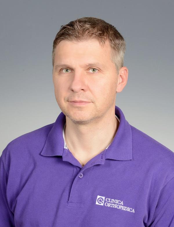 Ortopéd Tomáš Jakubík o