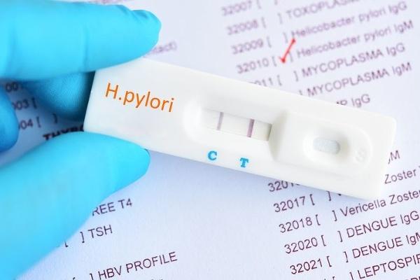 Biochemik o Helicobacter pylori: