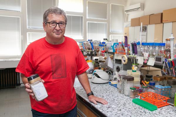 VIDEO Biochemik o prekyslení