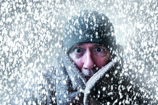 Zradný účinok nízkych teplôt