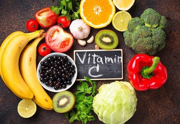 Zradný účinok vitamínu C: