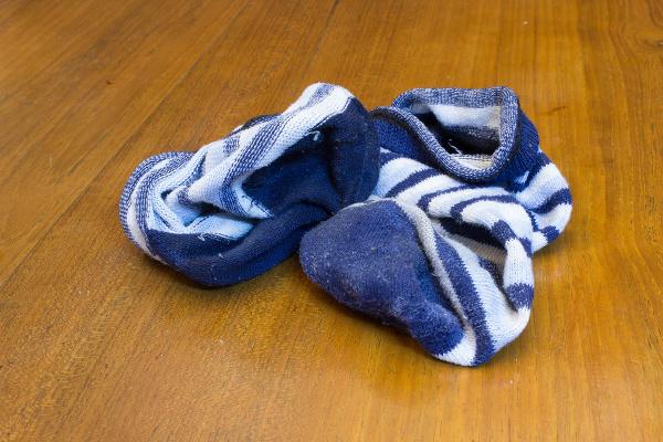 Choroba zo špinavých ponožiek: