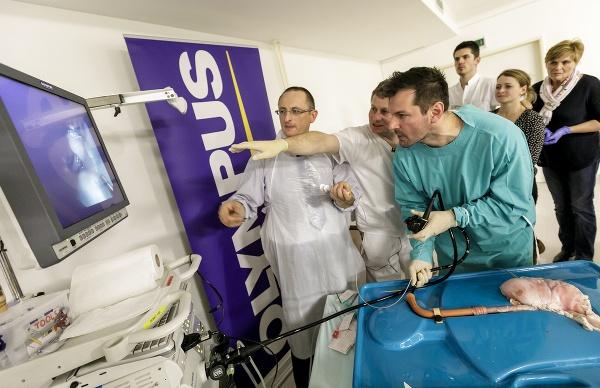 Gastroenterológ Boris Pekárek: Dve