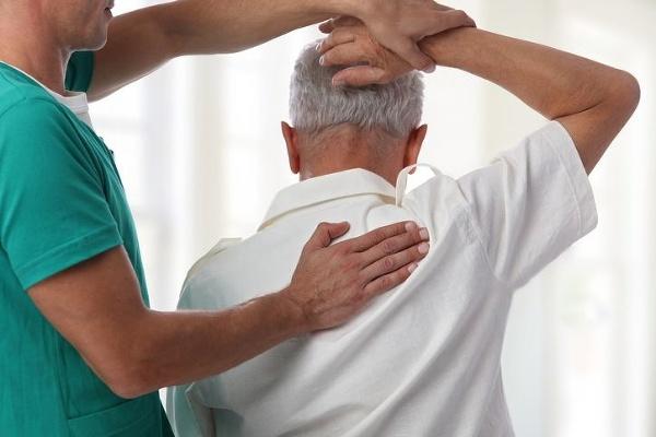 Fyzioterapeut Martin Skladan bol