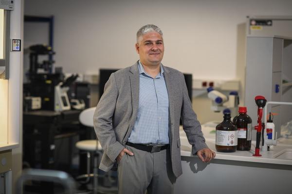 Biochemik Pavol Čekan: Vyvíjame