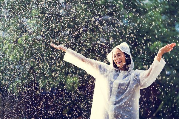 Ako vplýva dážď na