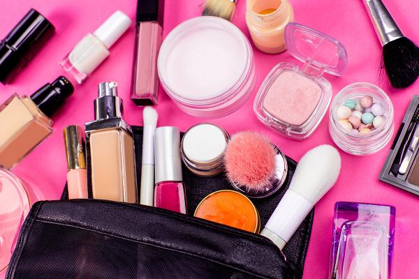 Bežné produkty na krásu