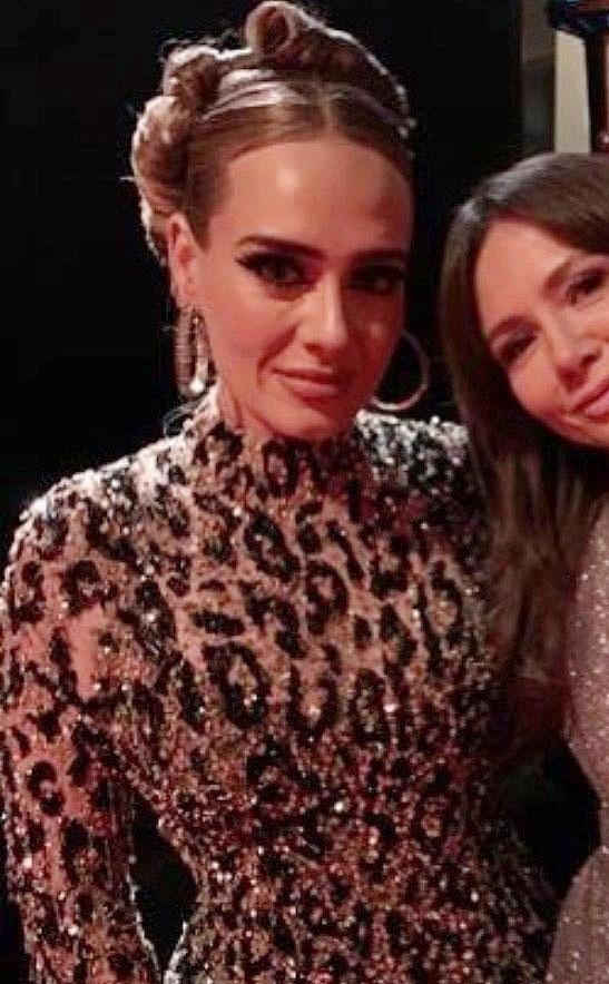 FOTO Speváčka Adele šokovala