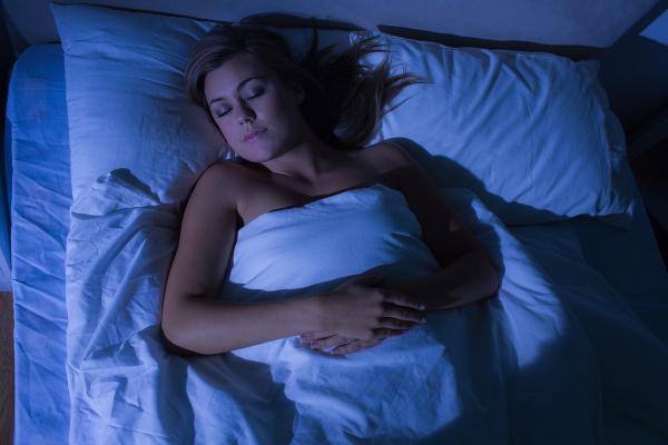 Táto poloha v spánku