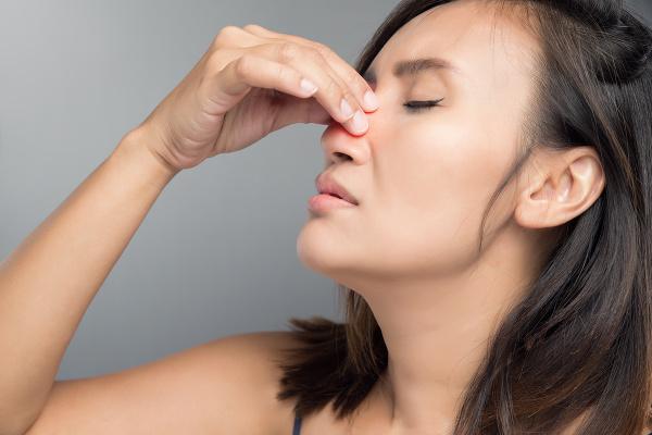 Mávate často UPCHATÝ nos?