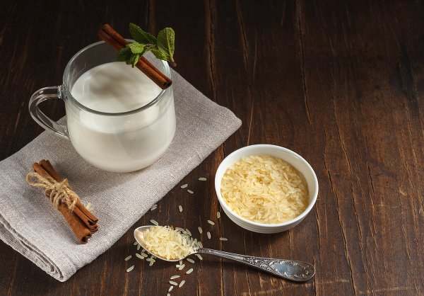 VPLYV populárneho RYŽOVÉHO mlieka